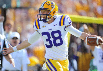 Aussie Punter Finds a New Home in the Bayou
