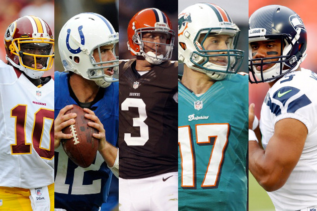 Rookie Quarterbacks 2012