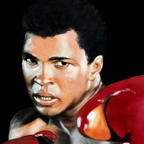 muhammad ali as the most influential person in the history of american sports essay An unusual number of exceptional and influential people died in 2016 one of them was muhammad ali, one of the most significant and celebrated sports figures of the 20 th century he died from septic shock on june 2nd, aged 74 he will always be remembered as an inspiring cultural icon, an avid.