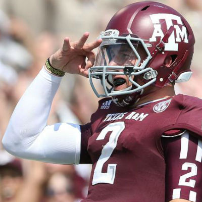 Johnny Manziel A&M