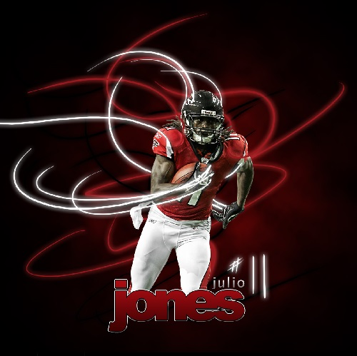 Julio Jones Falcons