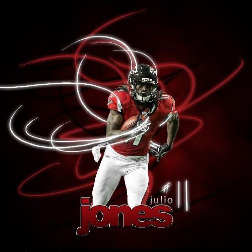 Julio Jones Falcons
