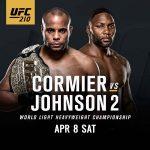 MMA Cormier vsJohnson 2