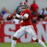 jalen hurts qb alabama sec