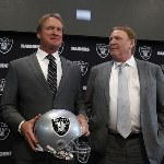 Oakland+Raiders+Jon+Gruden+head+coach