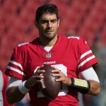 Jimmy Garoppolo San Francisco 49ers